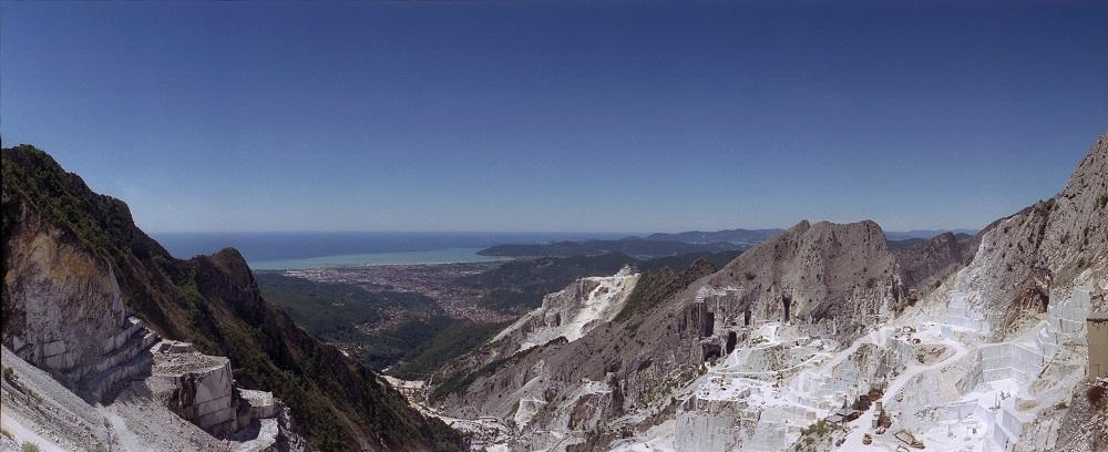 Da cima Canalgrande (Foto Daniele Canali)