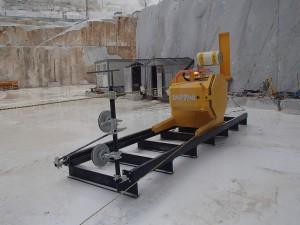 Stone Wire Saw - Wiring Info •